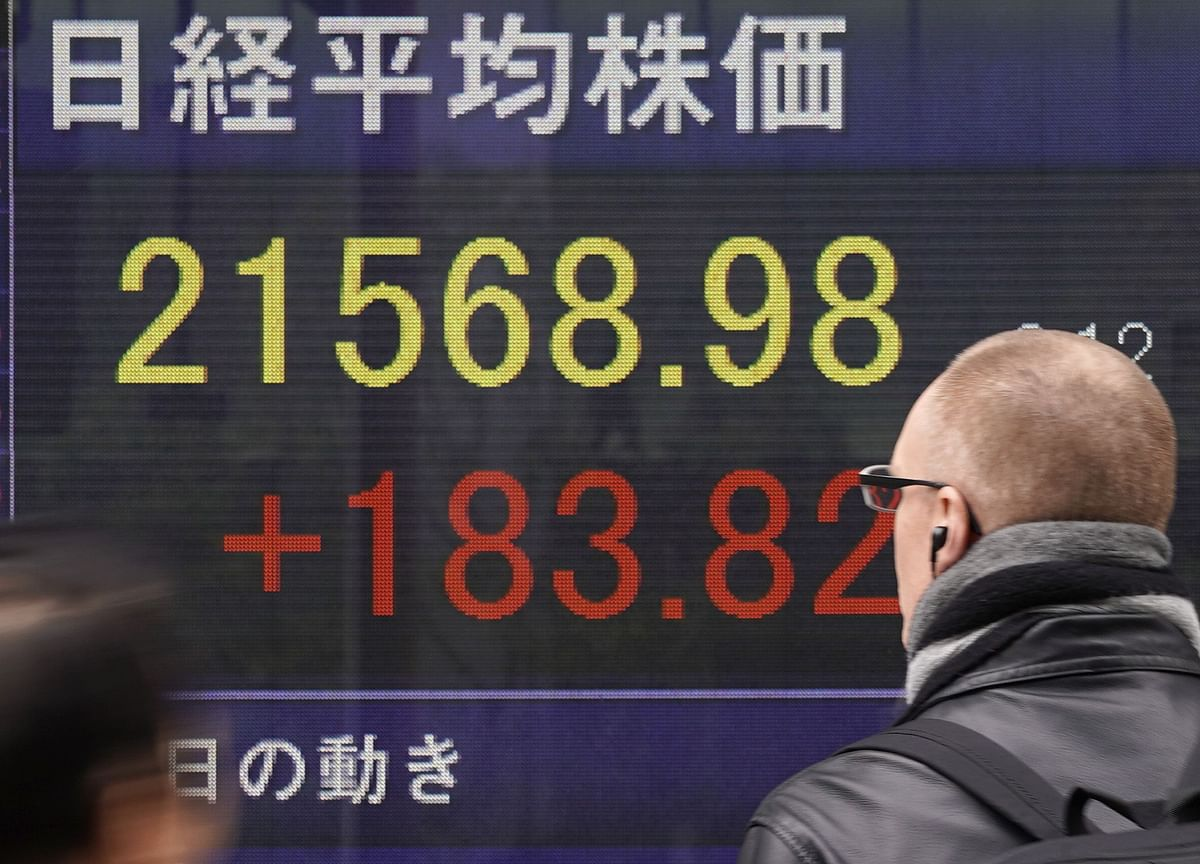 Foreign Investors Misjudged In Betting Against Japanese Stocks