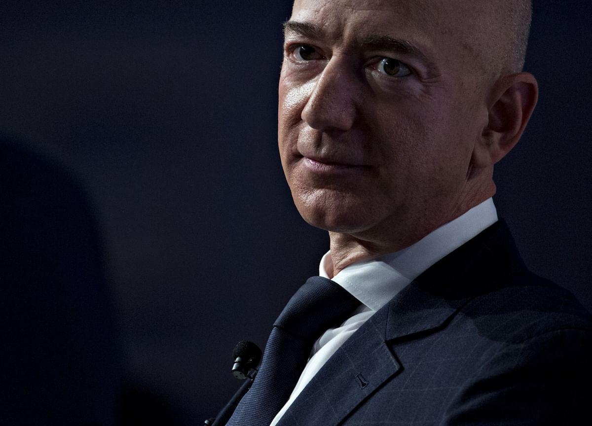Bezos Decries 'Sickening' Answer to Black Lives Matter Post