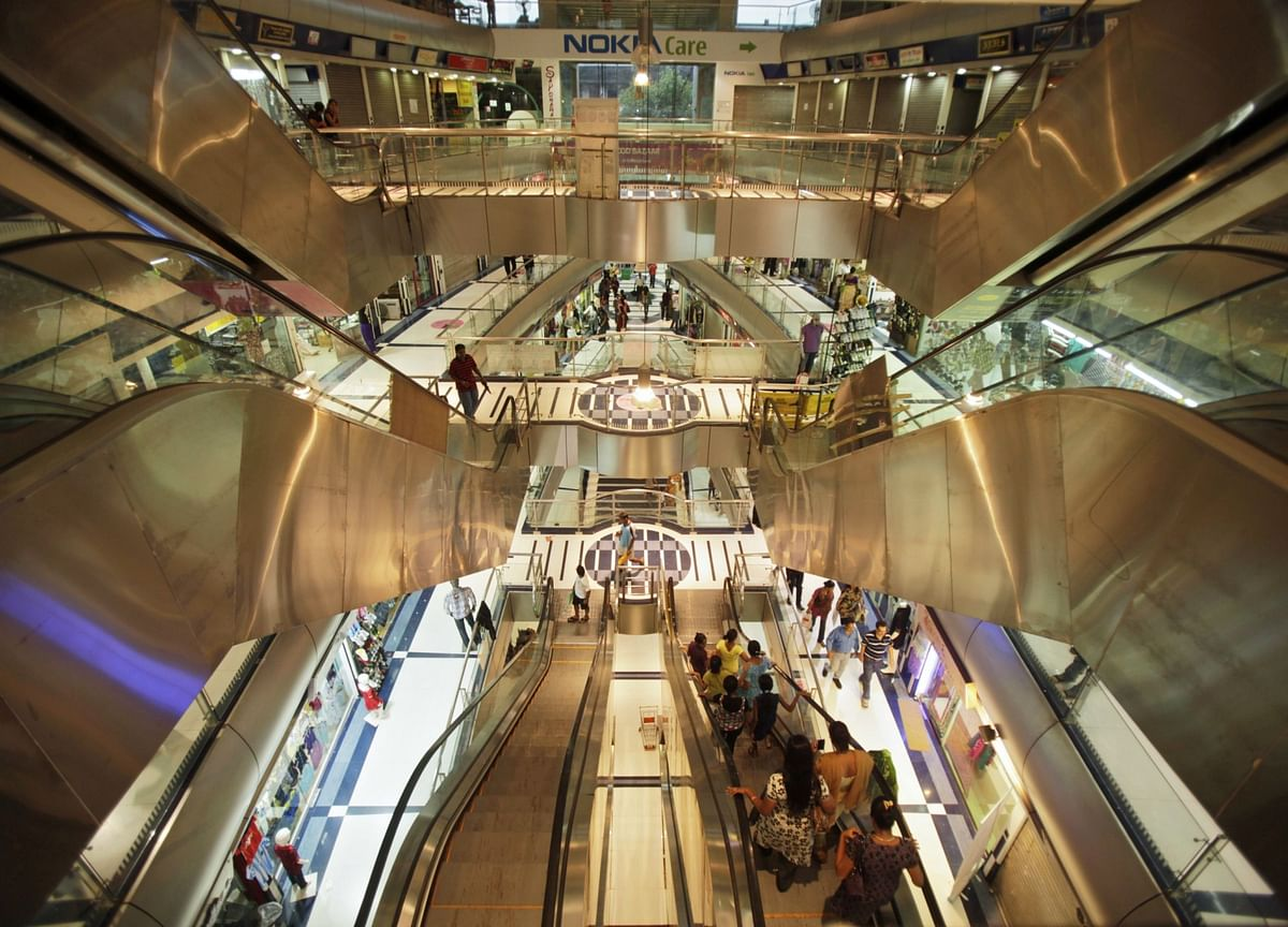 India's Mall Owners Are Trying To Fend Off Hard-Bargaining Retailers