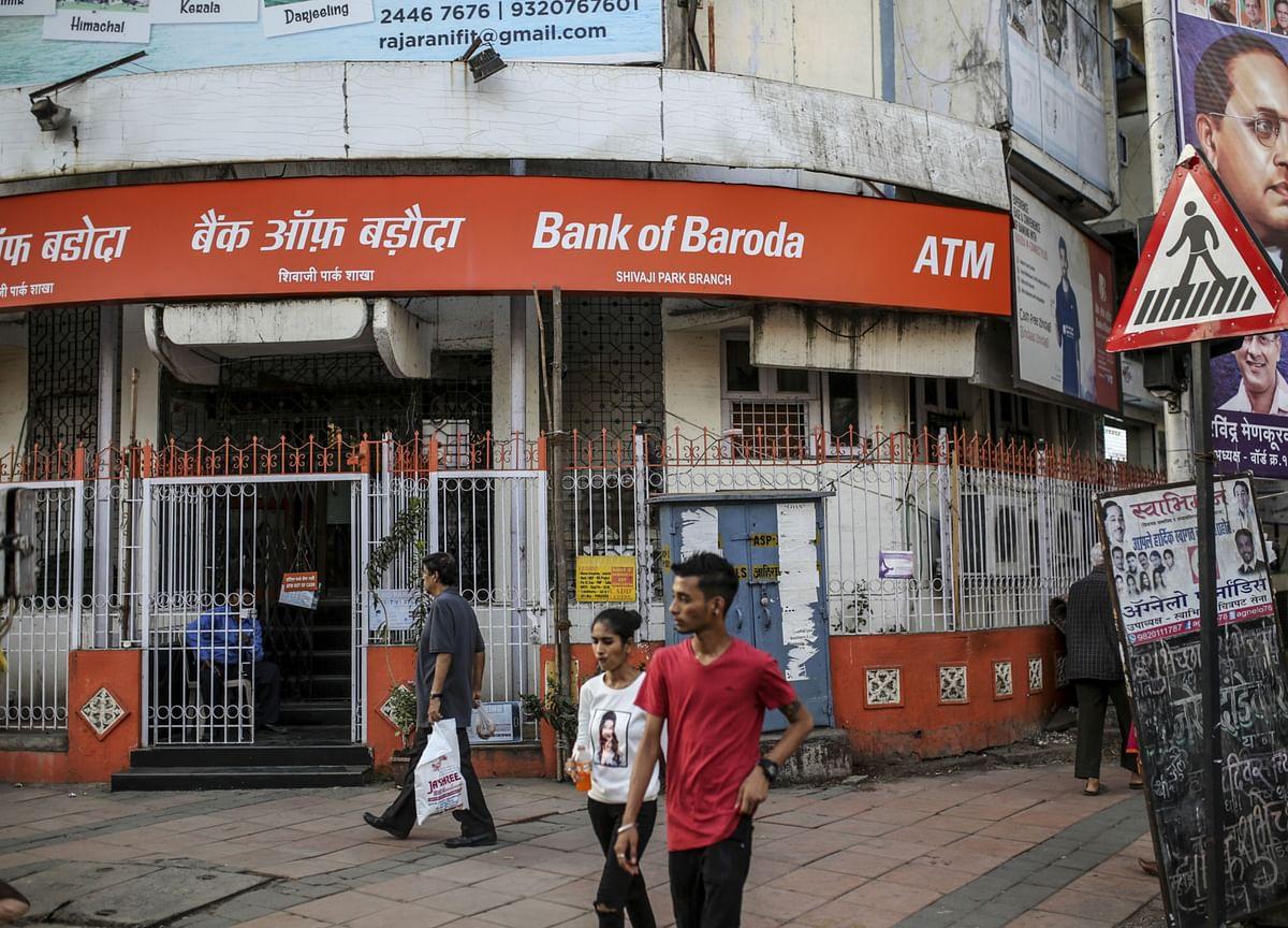 Bank Of Baroda Plans  Up To Rs 5,000 Crore Capital Raise Via QIP