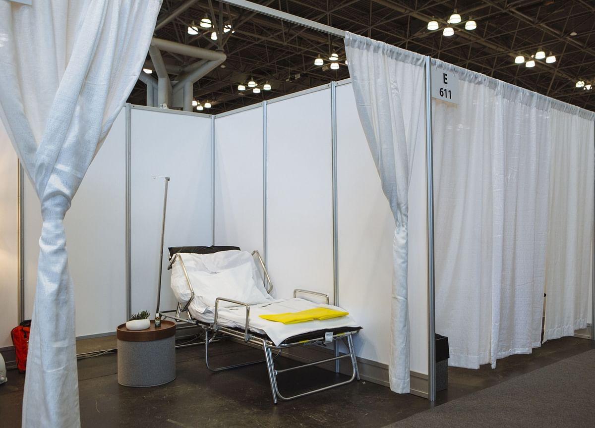 U.S. Cases Climb 1.1%; NYC, N.J. Openings Advance: Virus Update