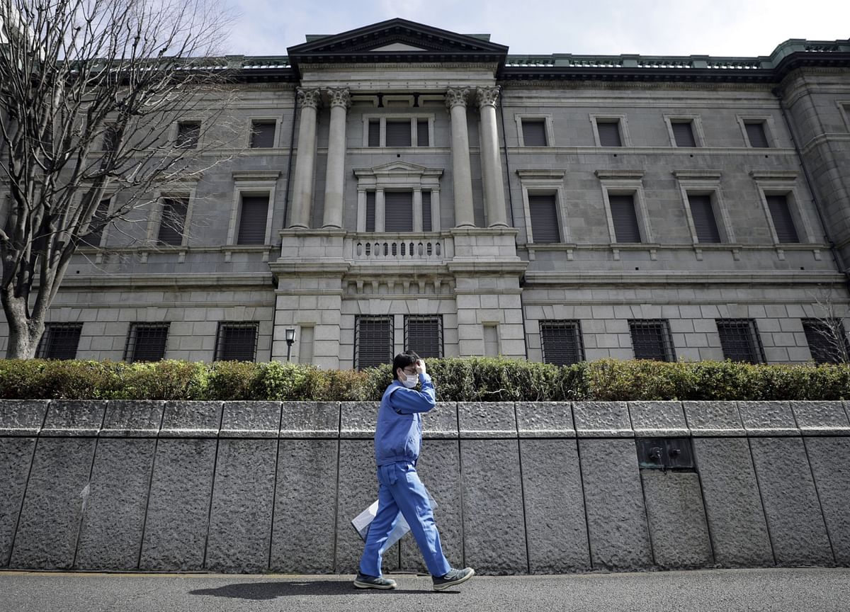 Bank of Japan Likely to Cut Economic Forecasts on Covid-19