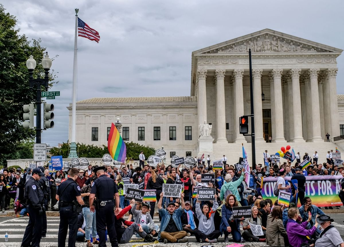 Workers Can't Be Fired for LGBT Status, U.S. Supreme Court Says