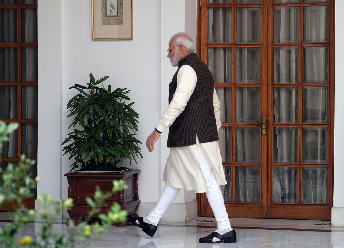 PMO Clarifies Modi's Comments That No One Entered Indian Territory