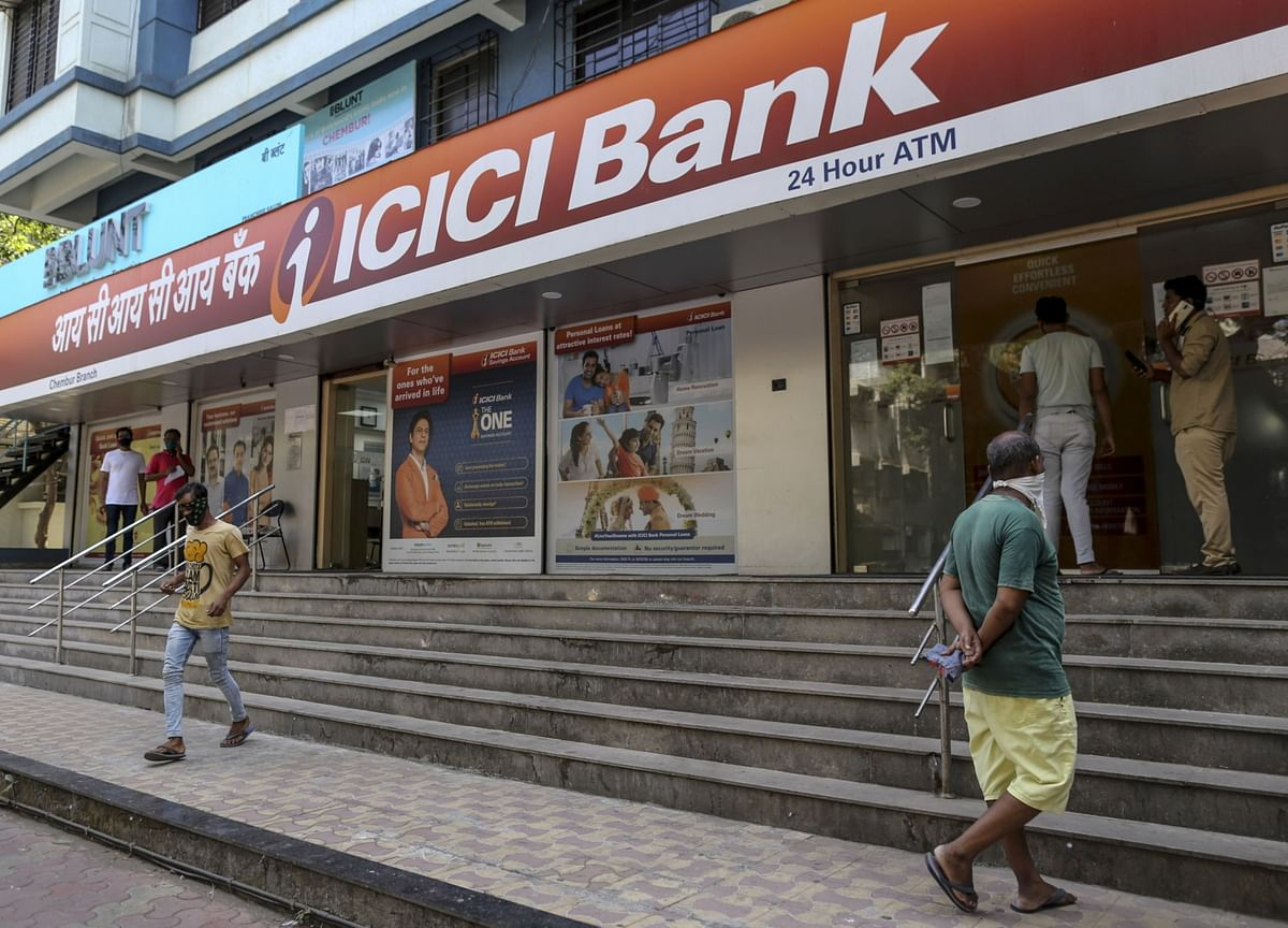 India's ICICI Bank Is Said to Weigh Up to $3 Billion Share Sale