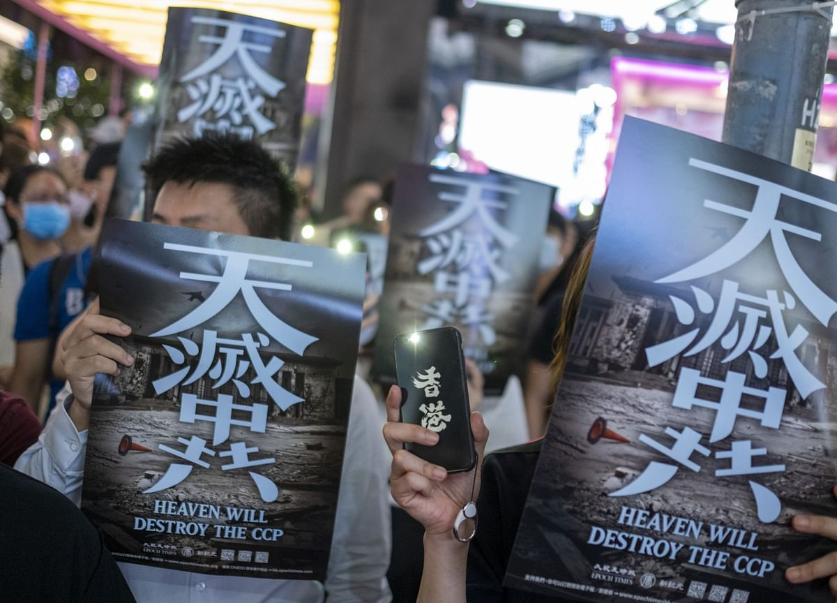 U.S. Puts Visa Bans on China Officials in Salvo on Hong Kong