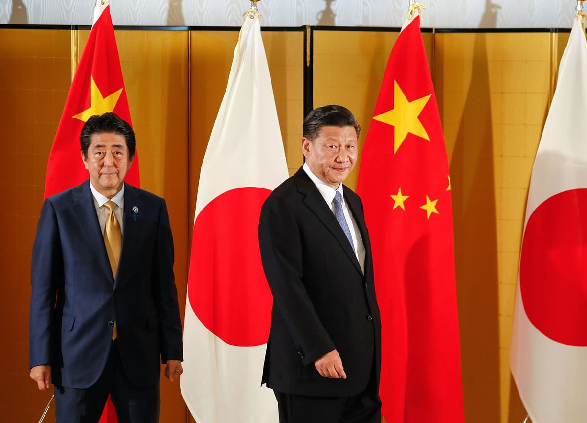 'New Era' for China-Japan Ties Dissipates Over Trump-Xi Fight