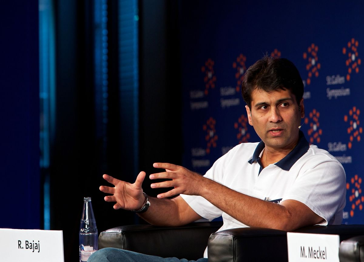 Lockdown Flattened India's GDP Curve Instead Of Covid-19, Rajiv Bajaj Tells Rahul Gandhi