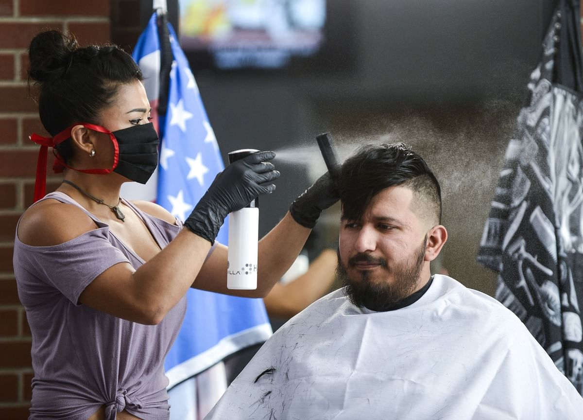 The Waiting List for $1,000 Haircuts Is Ballooning in Manhattan