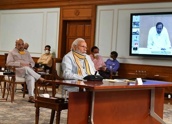 Prime Minister Narendra Modi Likely To Interact With State Chief Ministers Next Week