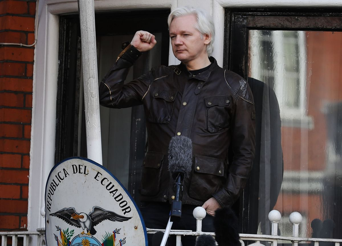 WikiLeaks Assange Accused of Conspiring With 'Anonymous' Hackers