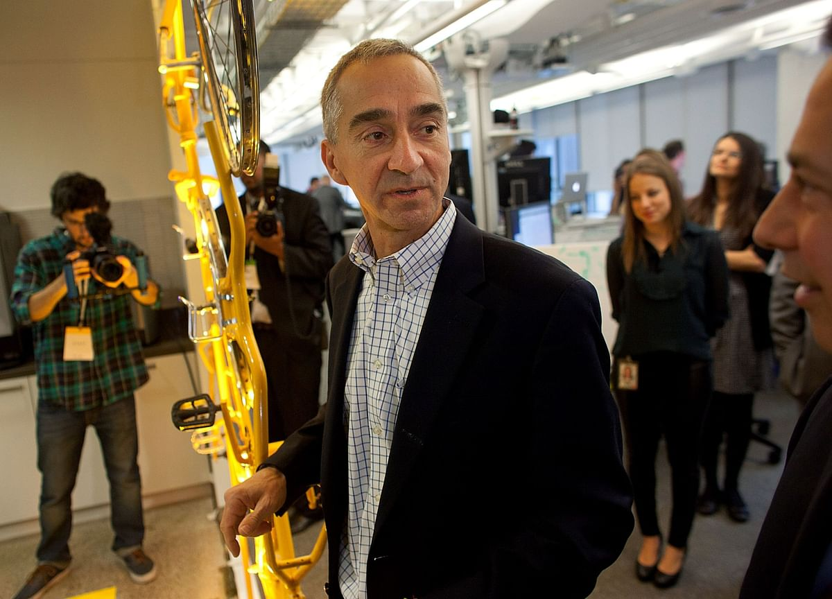 Twitter Names Patrick Pichette as Independent Chairman