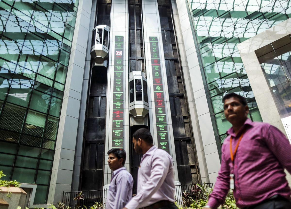 Sensex, Nifty Post Second Monthly Derivative Series Gain This Year