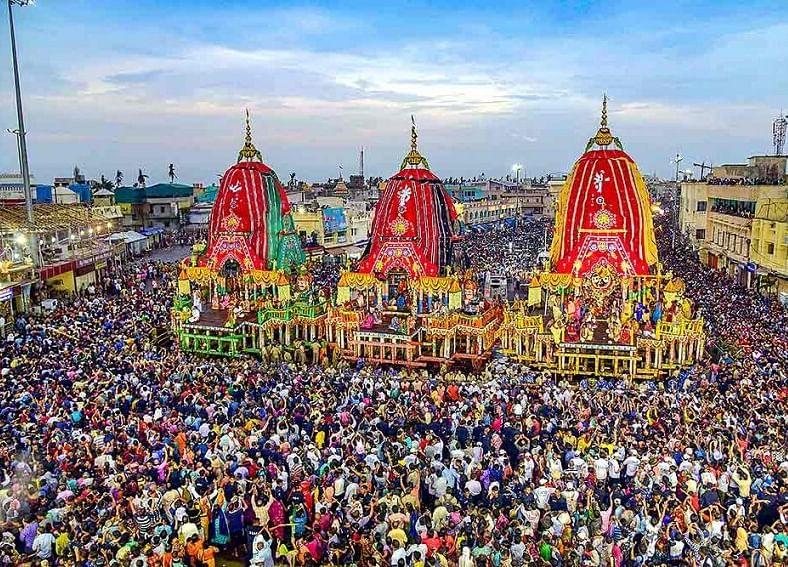 First Time in 284 Years, Pandemic Halts a Hindu God's Juggernaut