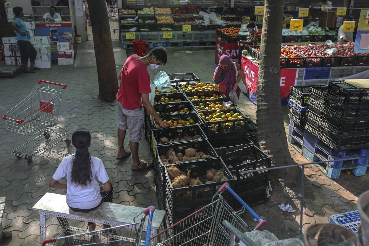 India's Retail Food And Beverage Inflation Eases To Seven Month Low In May
