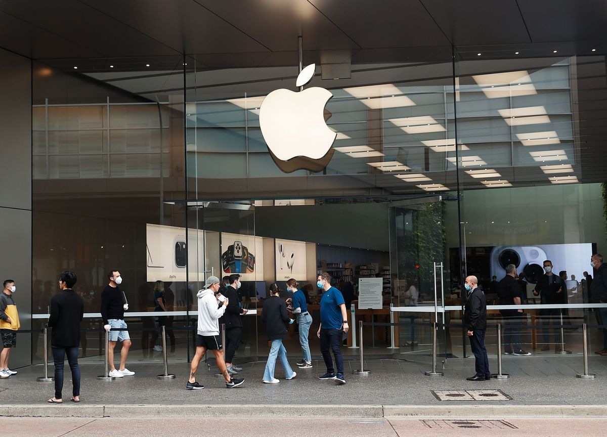 What's Driving Wall Street's Apple Optimism? Almost Everything