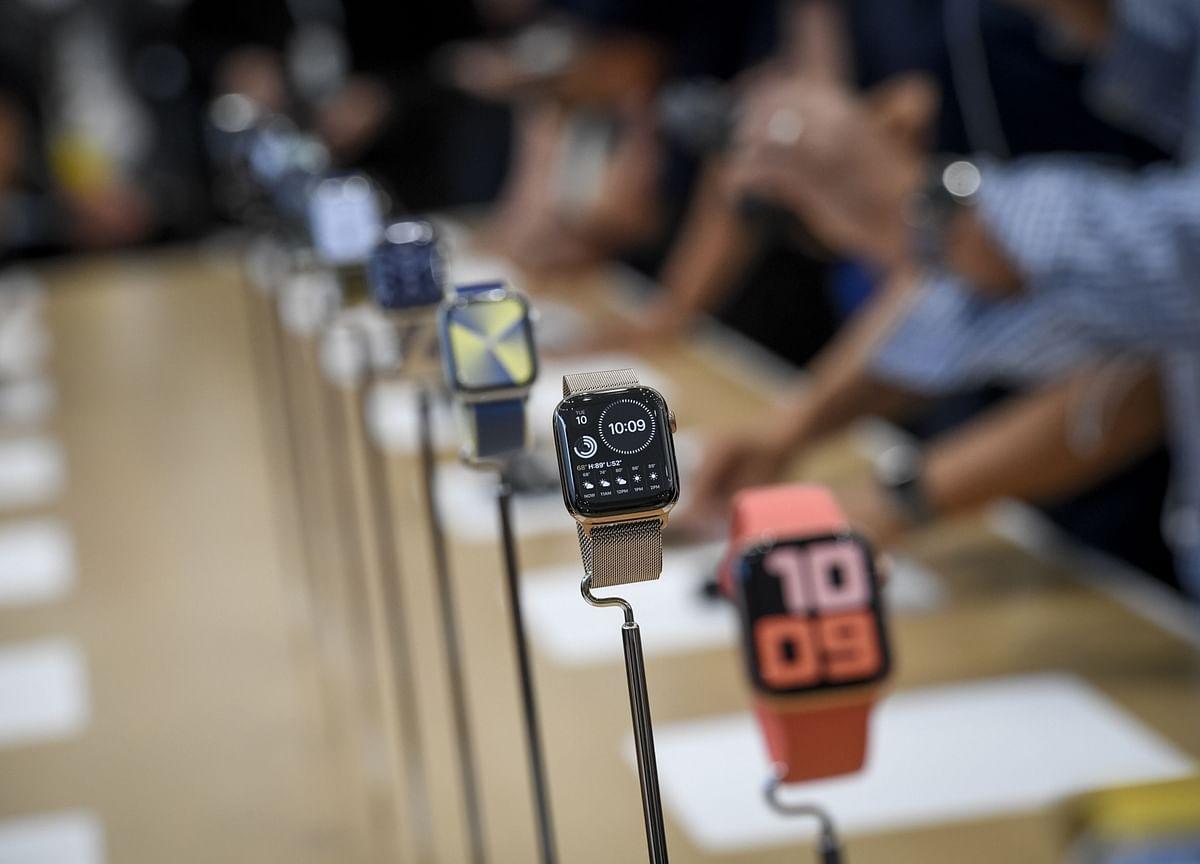 Apple Watch, Fitbit May Help Spot Emerging Coronavirus Outbreaks