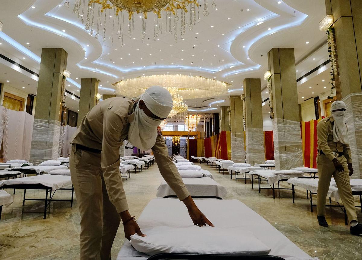 Coronavirus India Updates: Total Cases Top 3.8 Lakh; Over 12,500 Dead
