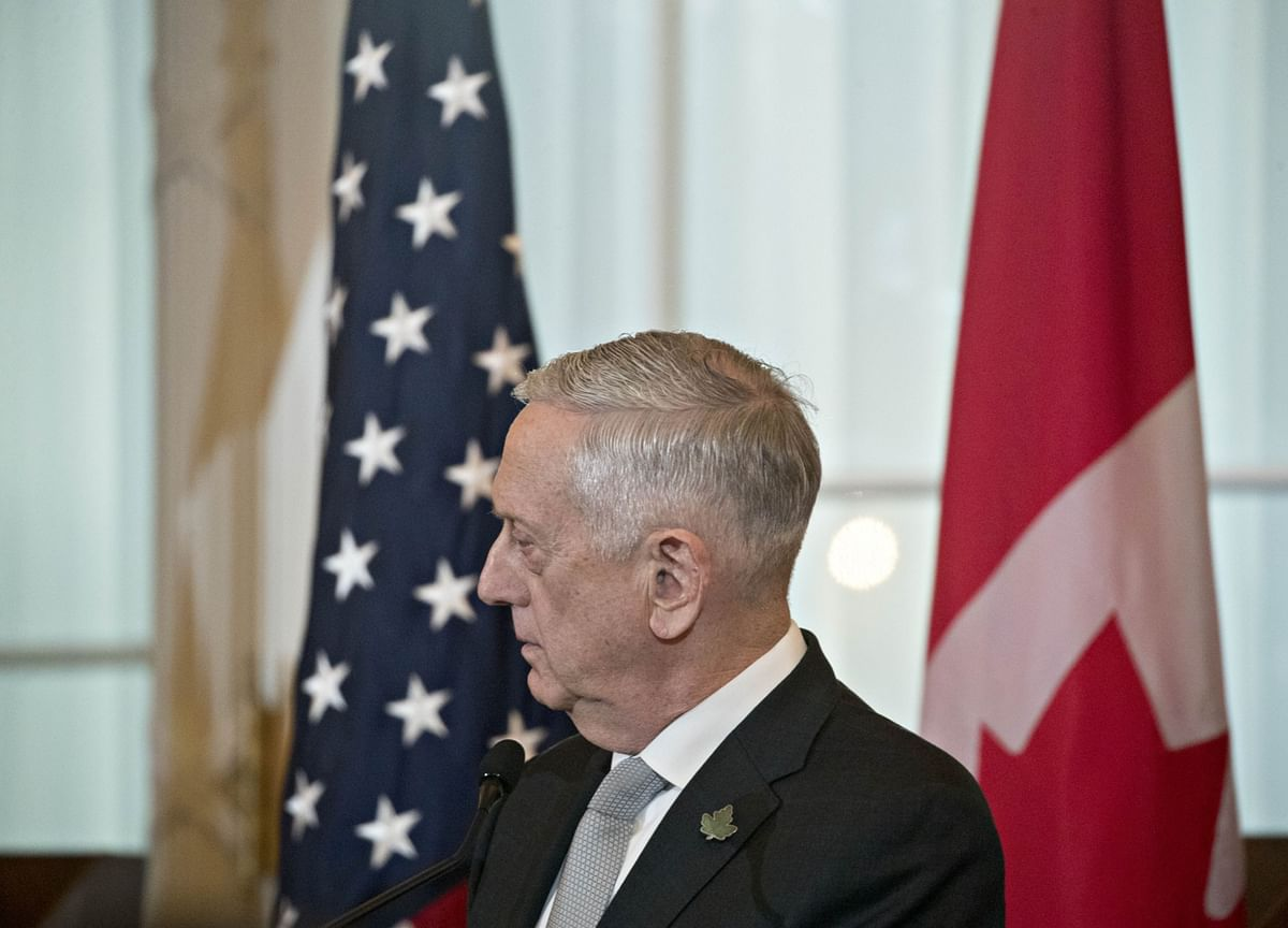 Mattis Rips Into Trump for Dividing Nation, Misusing Military