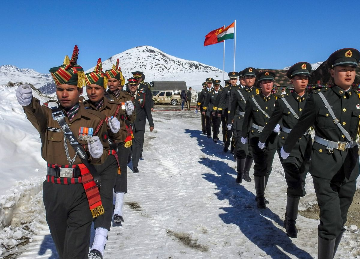 Indian, Chinese Troops Come Face-To-Face At Naku La In Sikkim
