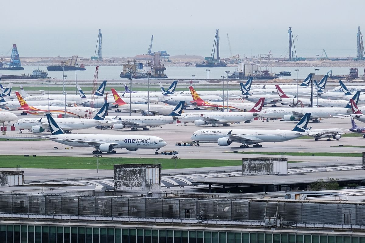 China's Patchy Aviation Recovery Portends More Pain for Oil
