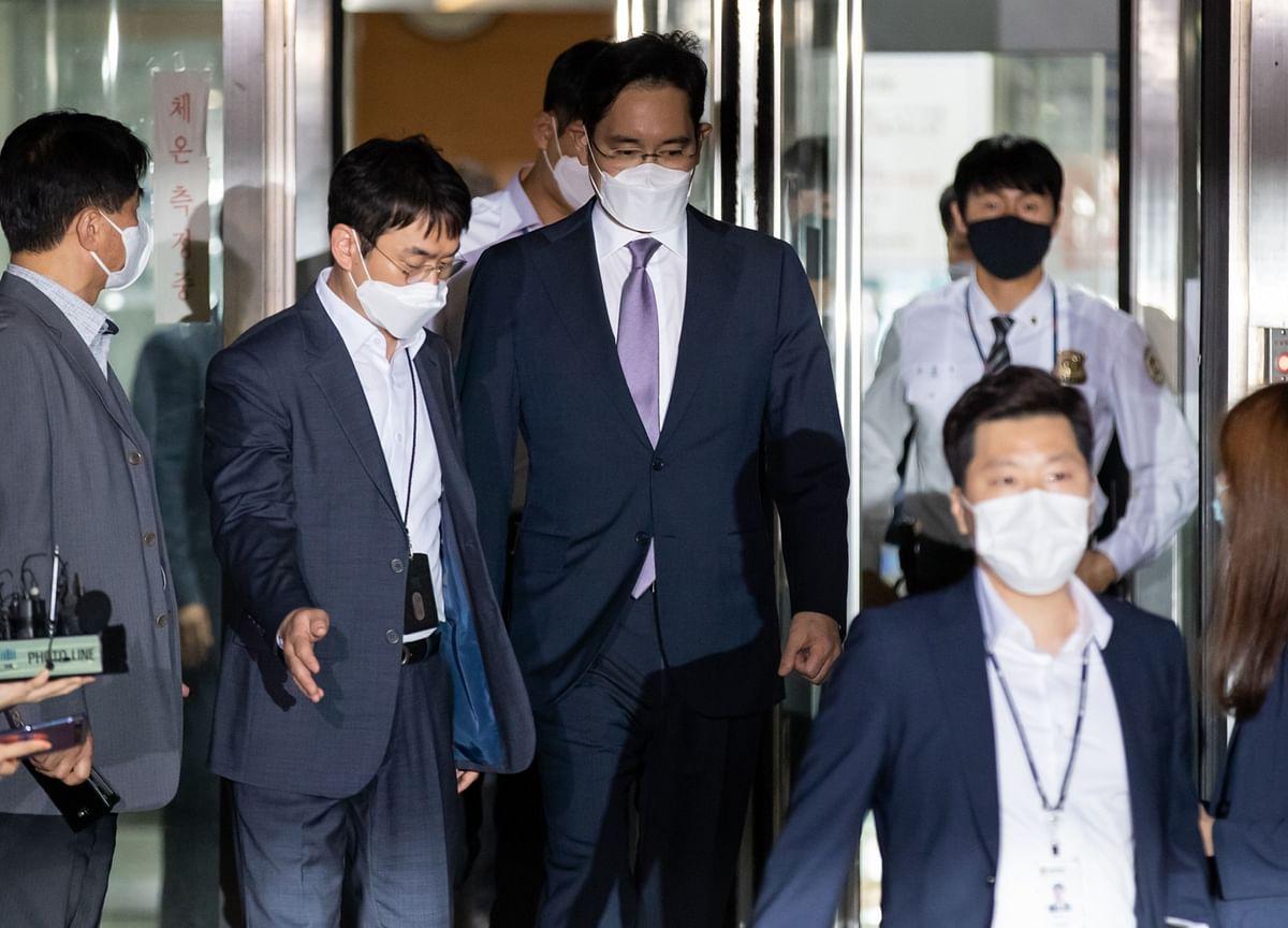Samsung's Billionaire Heir Scores Public Win in Graft Probe