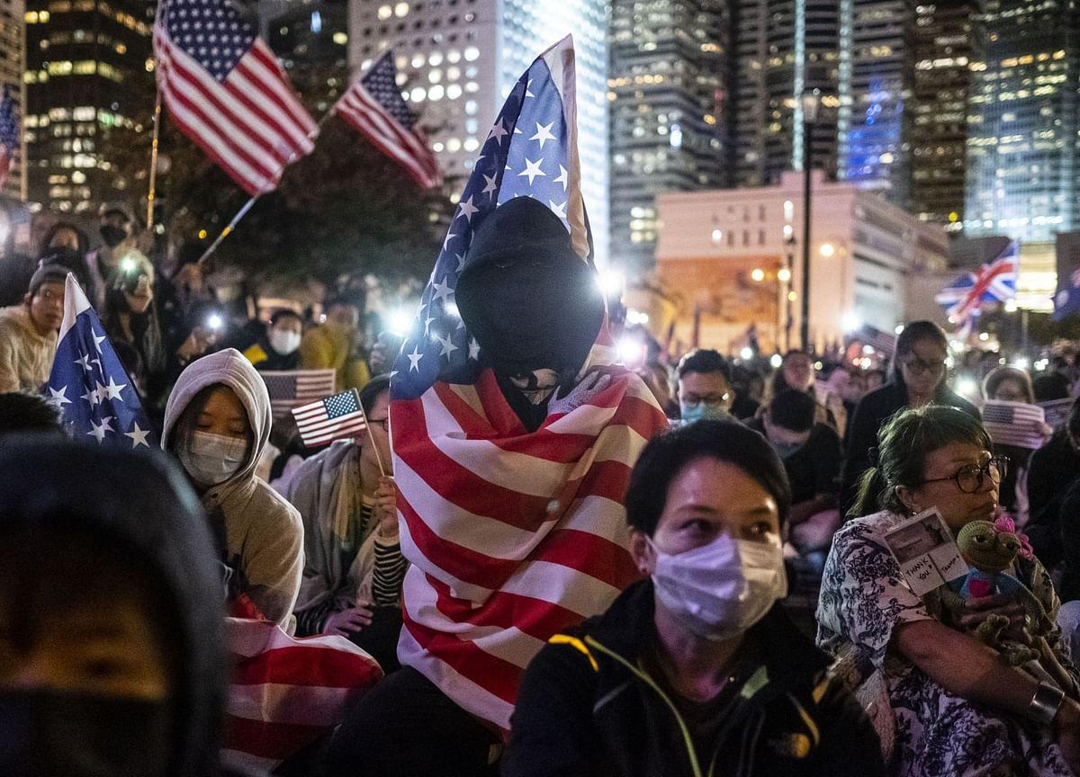 China Sanctions Bill On Hong Kong Law Approved by Senate