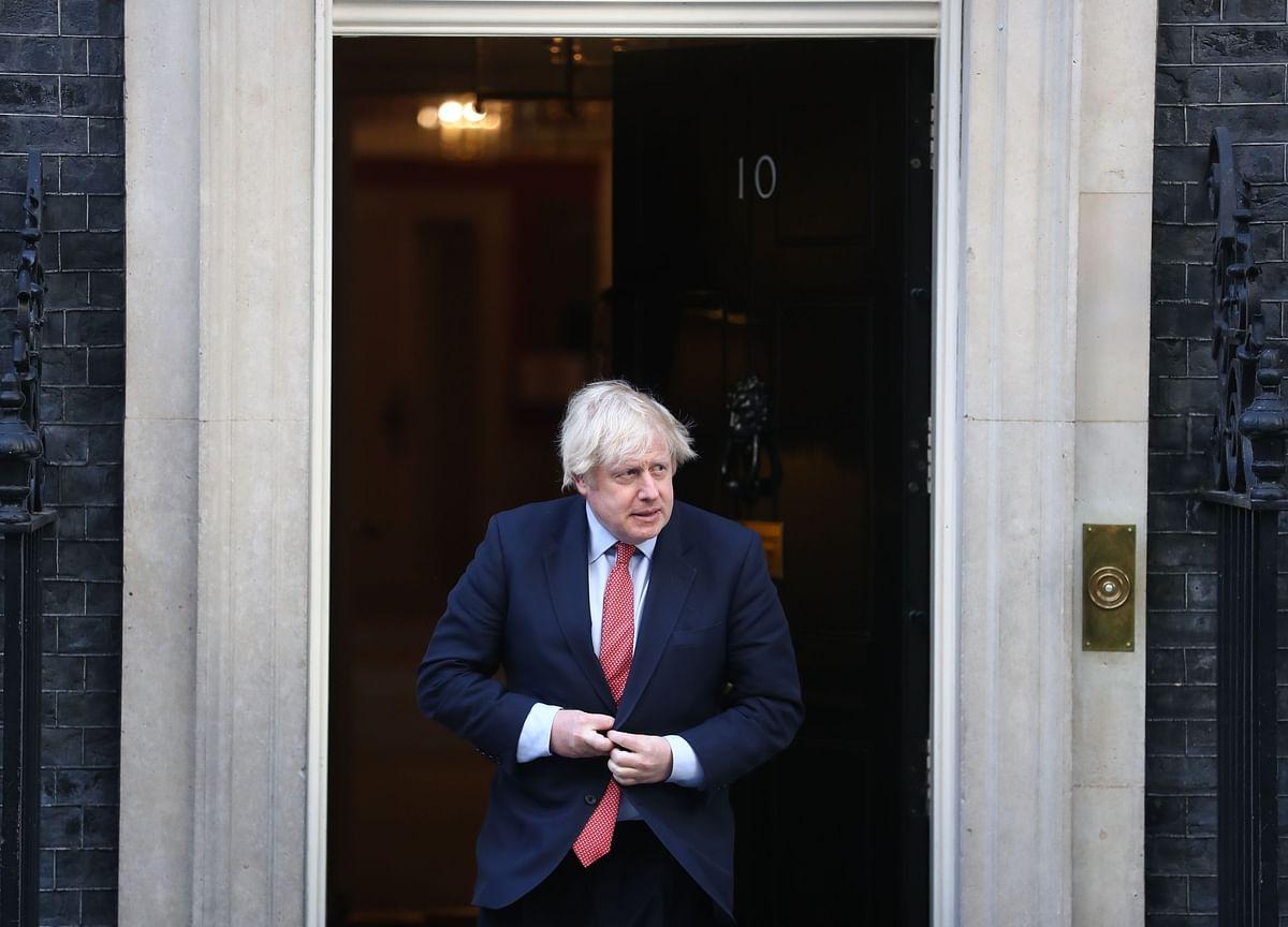 Boris Johnson Revamps Agenda to Meet Worst U.K. Recession in 300 Years