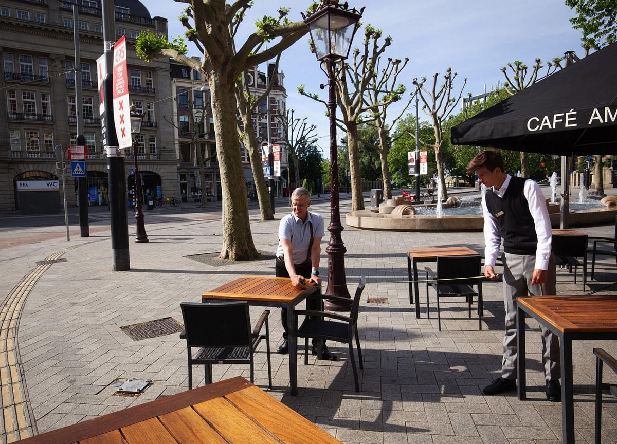 Dutch Cooperation Made an 'Intelligent Lockdown'a Success