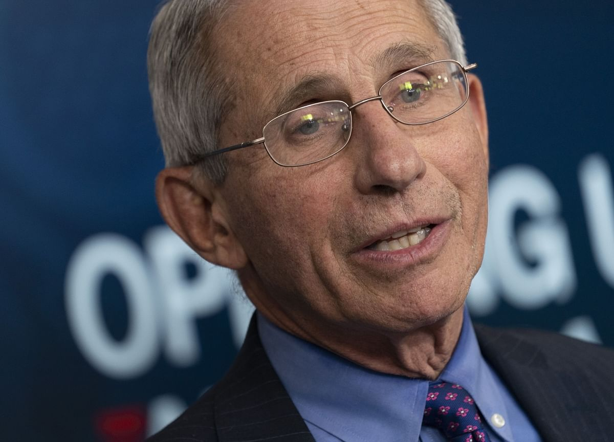 Fauci Says MLB Season May Be in Peril, NFL May Need 'Bubble'