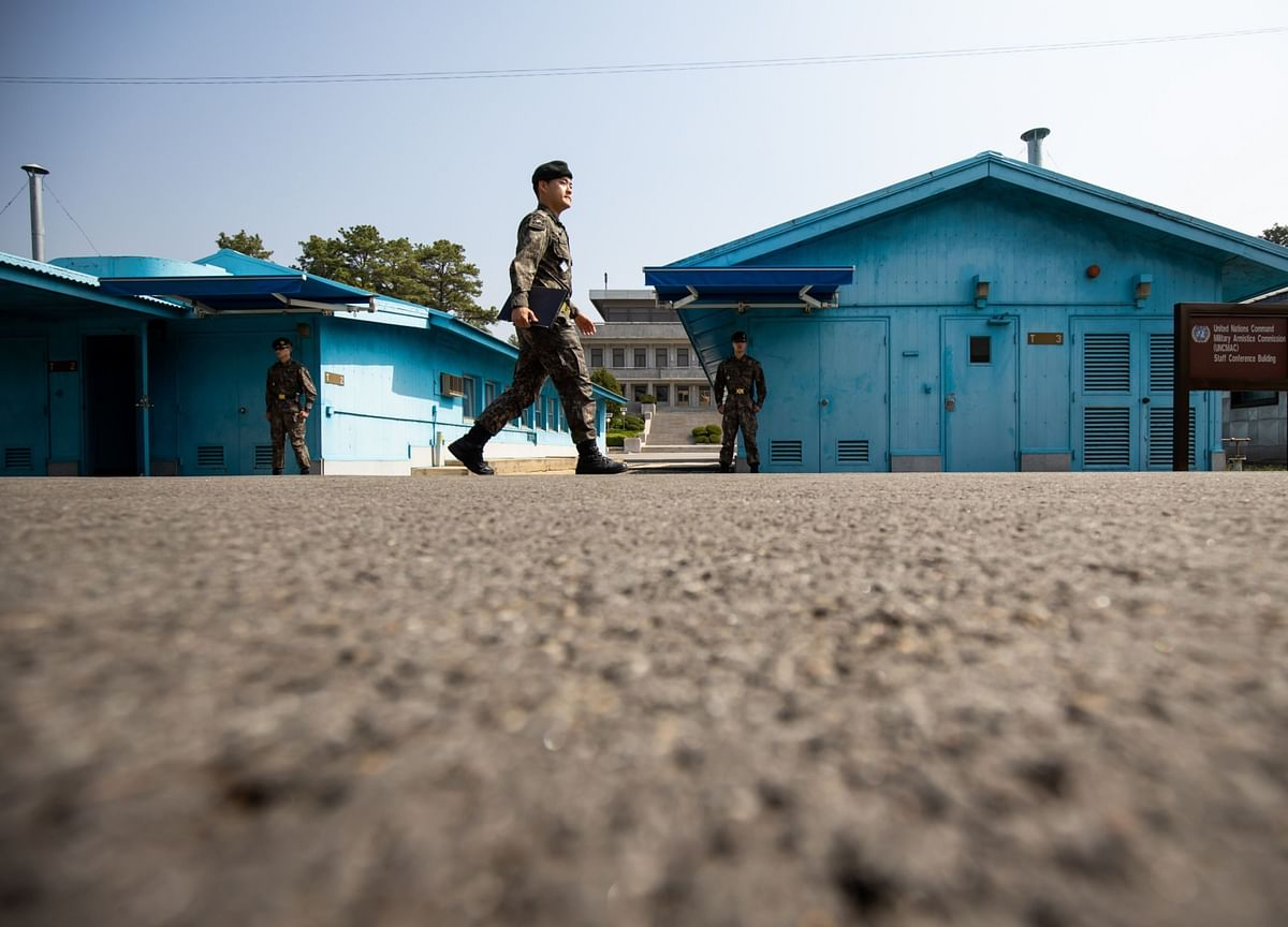North Korea Says It May Send Troops Into Parts of the DMZ