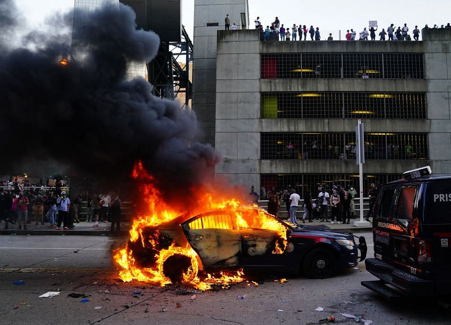 Anger Is Right. Rioting Is Wrong.