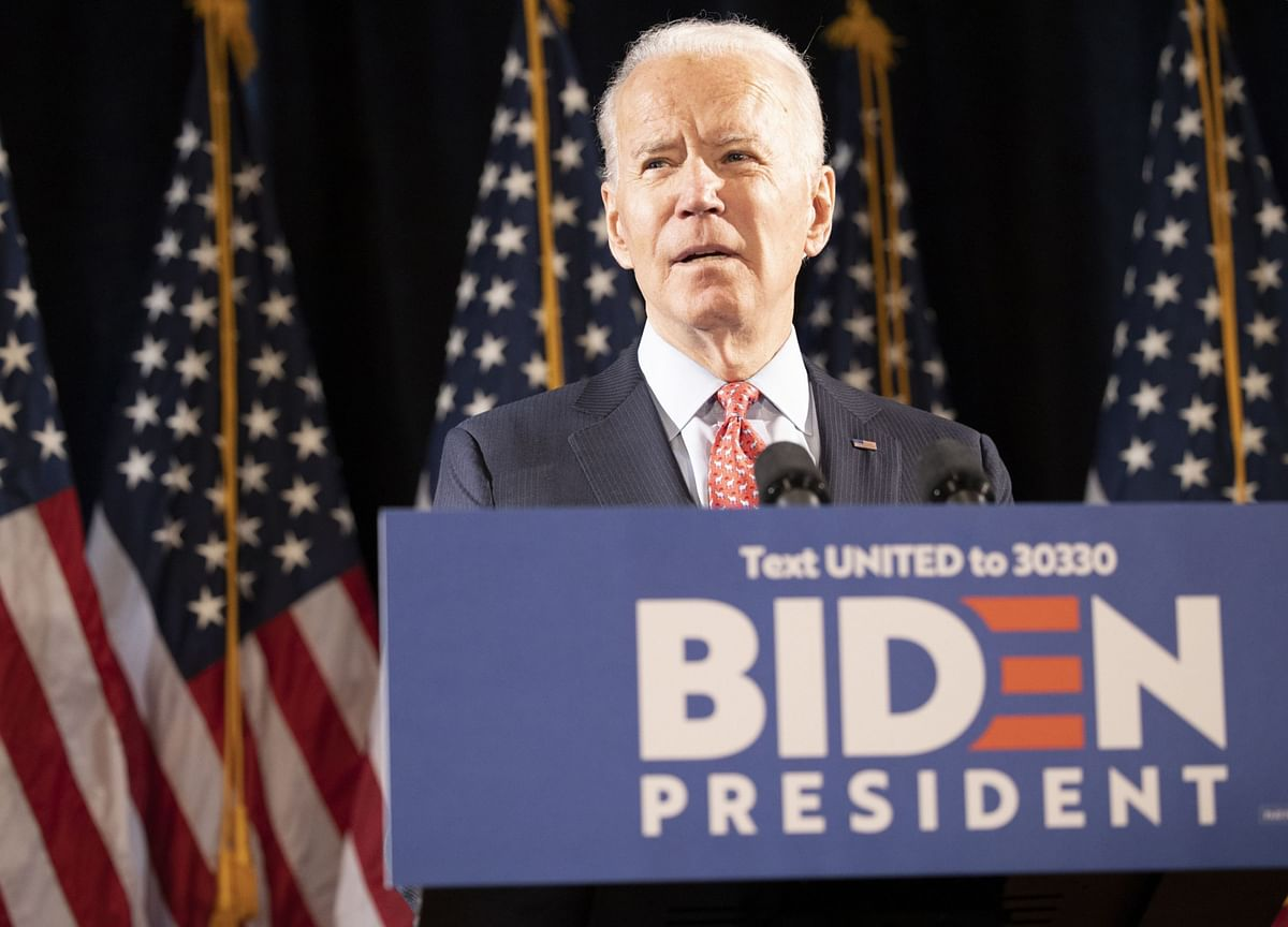 Joe Biden Begins Building His Presidential Transition Team