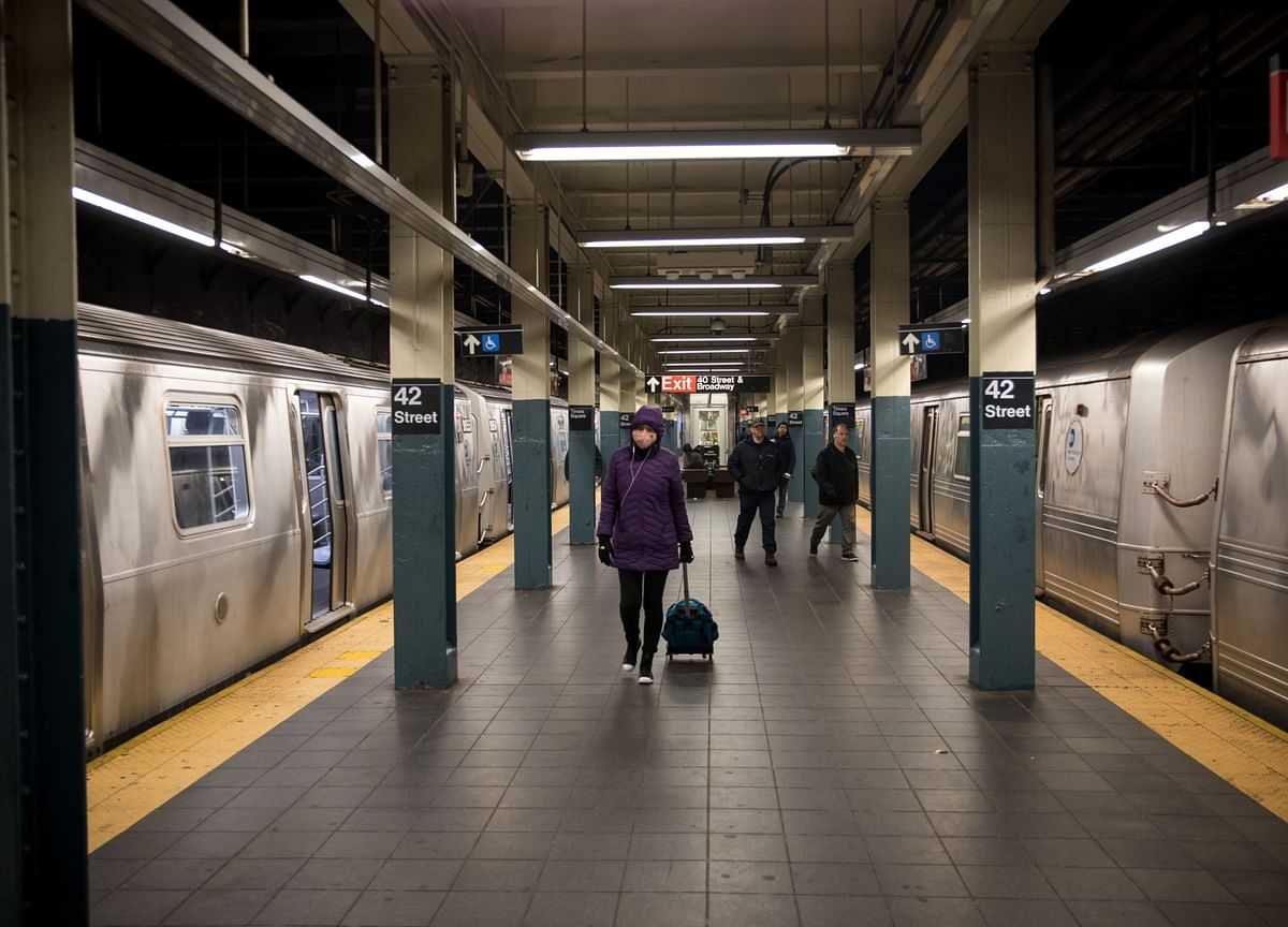 NYC Subway Riders Up 19% in First Week of City's Reopening