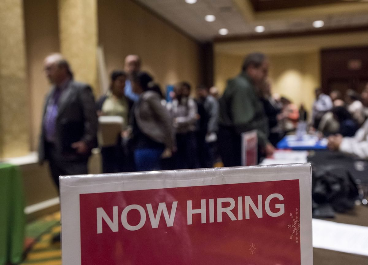U.S. State Jobless Claims Fell to Pandemic-Era Low Last Week