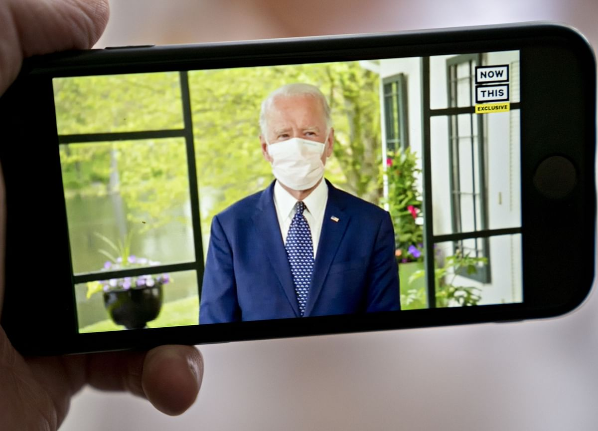 Biden Slams Trump's Efforts to Undo Obamacare Amid Pandemic