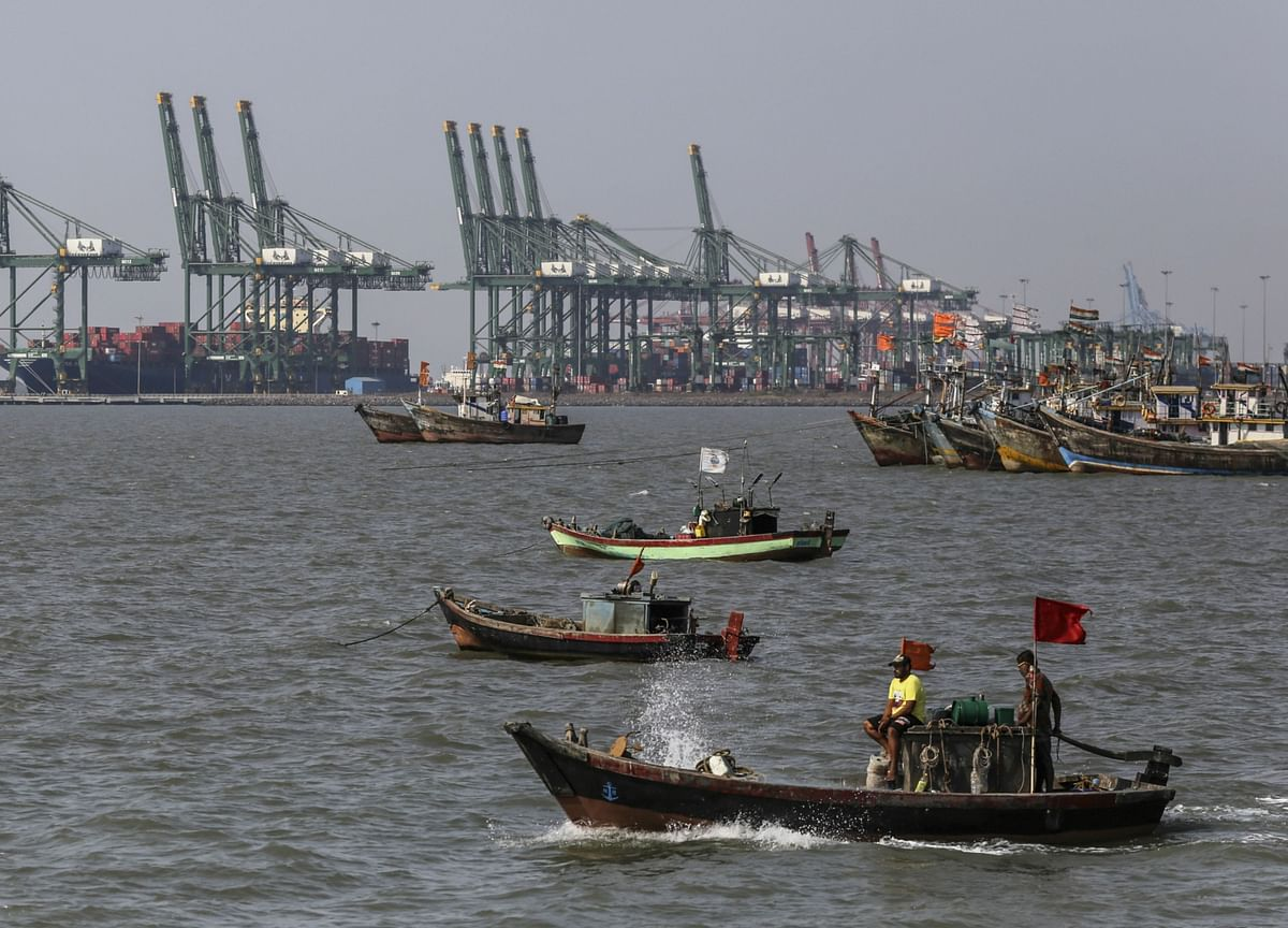 China Imports Stuck at India Ports Show Standoff Casualties