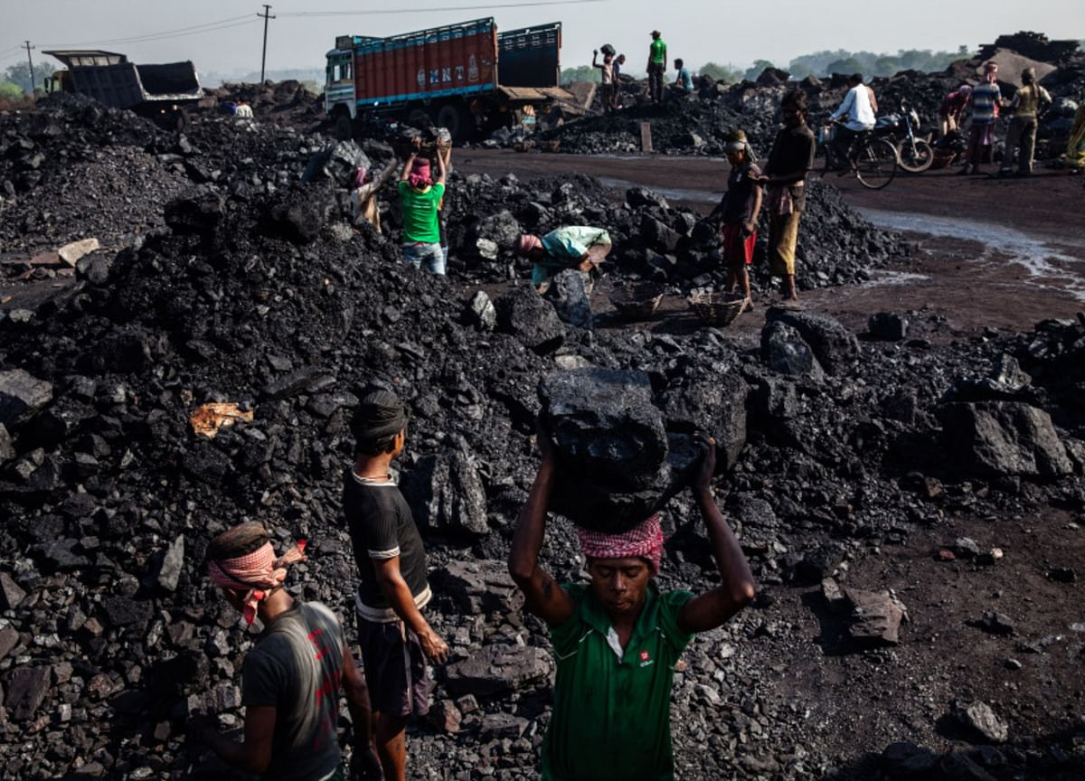 India Invites Coal Mine Bids Ending Decades-Old State Monopoly