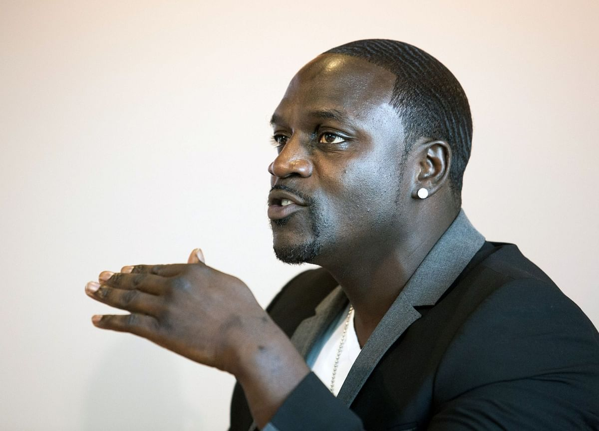Singer Akon Is Launching a Cryptocurrency, Building Senegal City