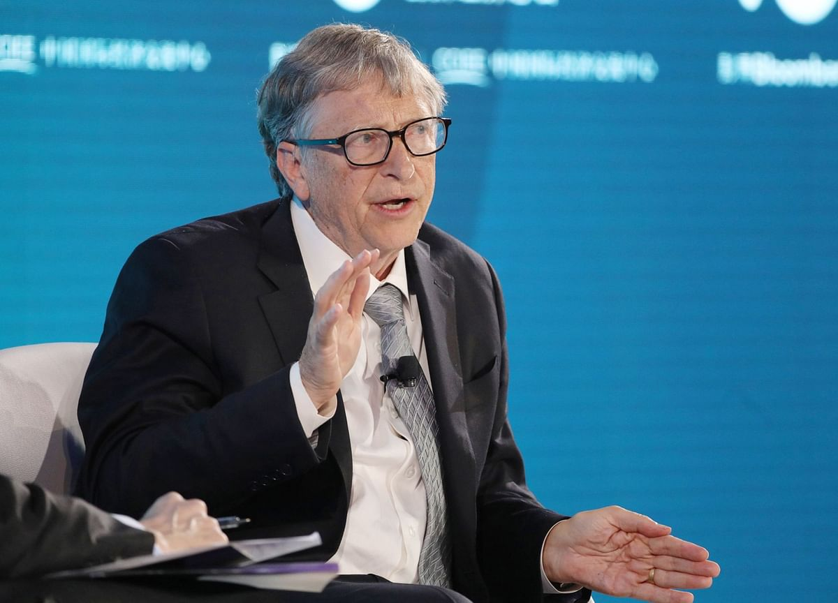 Bill Gates Backs India To Produce Covid-19 Vaccine For The World