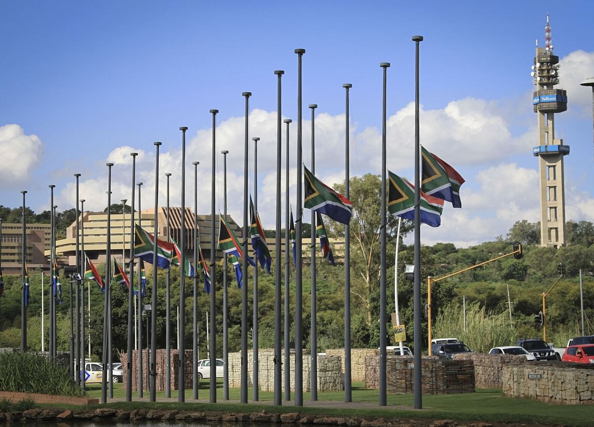 South Africa's Economy Probably Shrank by A Third in Pandemic