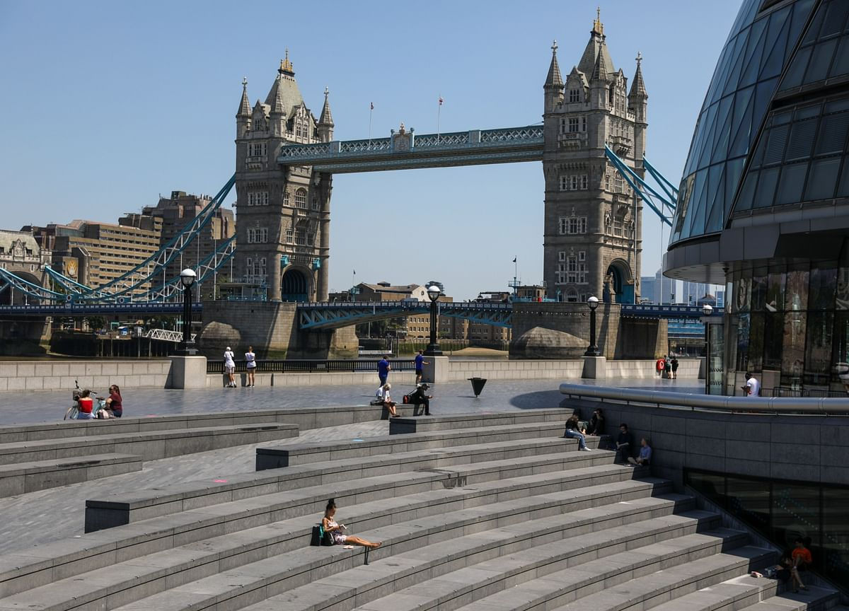 Risky Debt Threatens U.K. Recovery, Finance Lobby Says