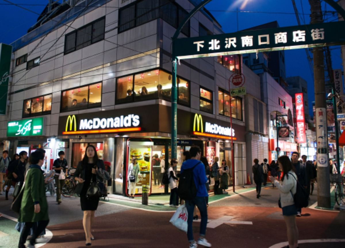 McDonald's to Sell Chunk of Japan Business, Speed Closures