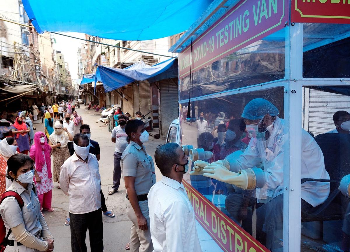 India Crosses Nine Million Covid-19 Tests
