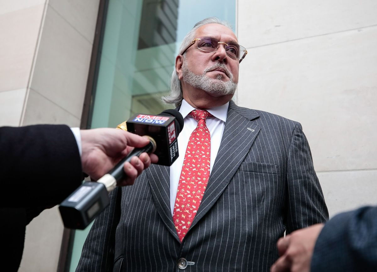 Indian Banks Pursue Vijay Mallya Bankruptcy Order In U.K. Court