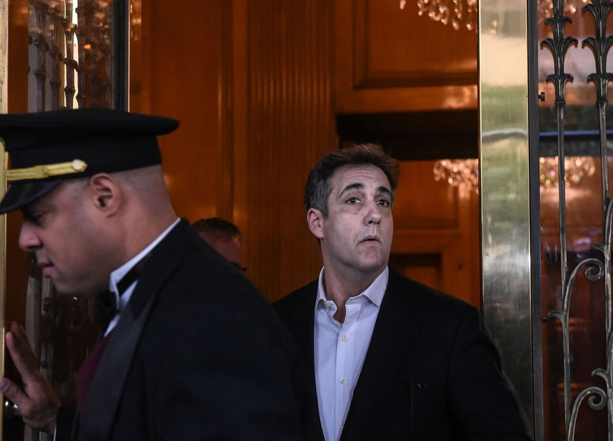 Michael Cohen Ordered Released From Prison by U.S. Judge