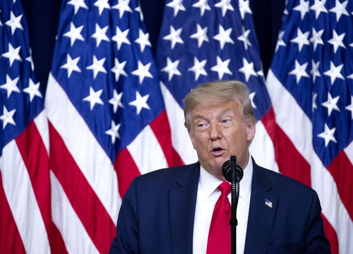 Trump Advances Bid to Weaken Shield for Twitter, Facebook