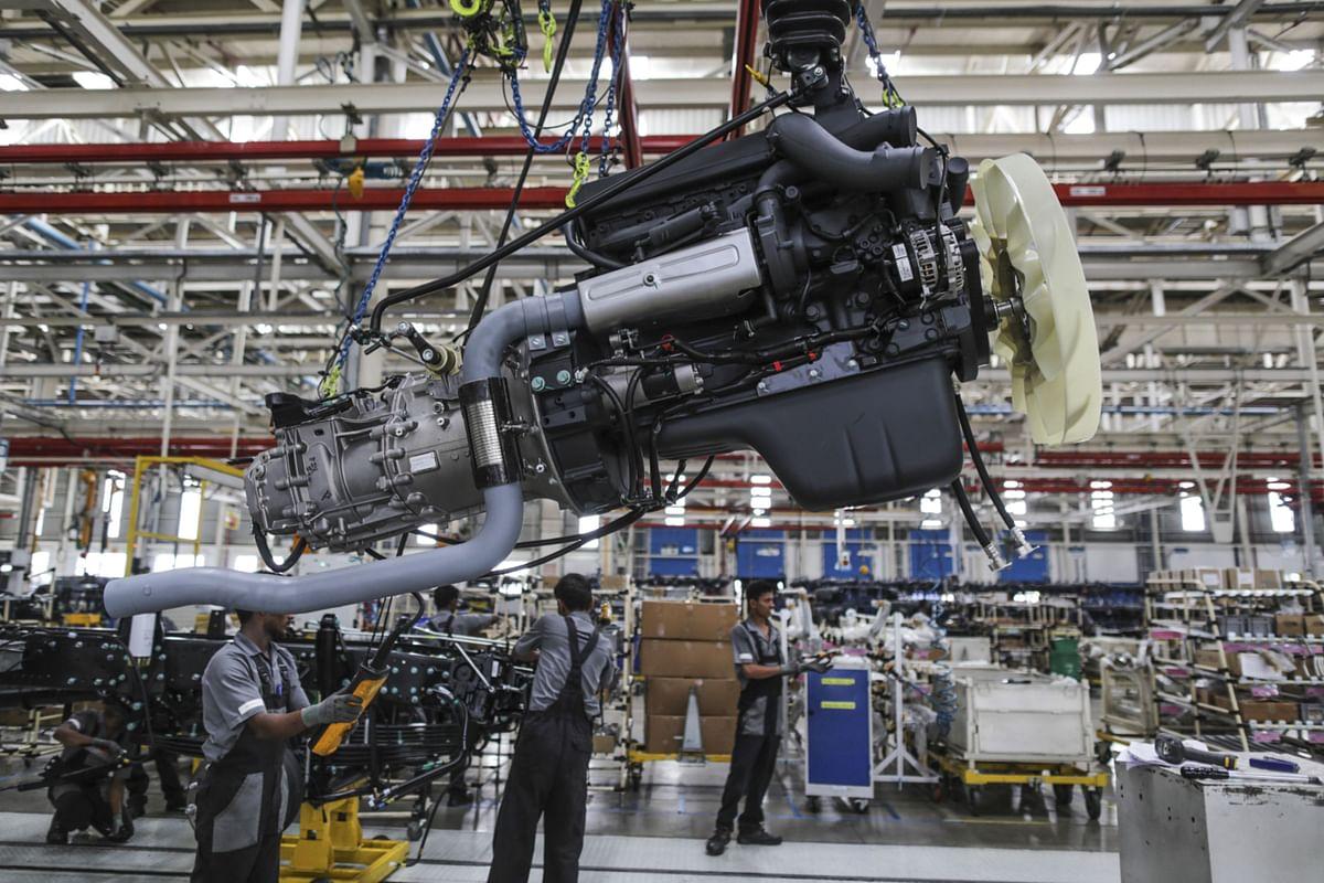 India Manufacturing PMI Jumps In June