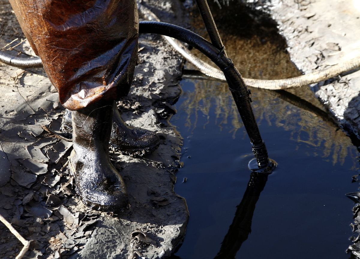 Russian Miner Behind Arctic Fuel Spill Reports Pipeline Leak