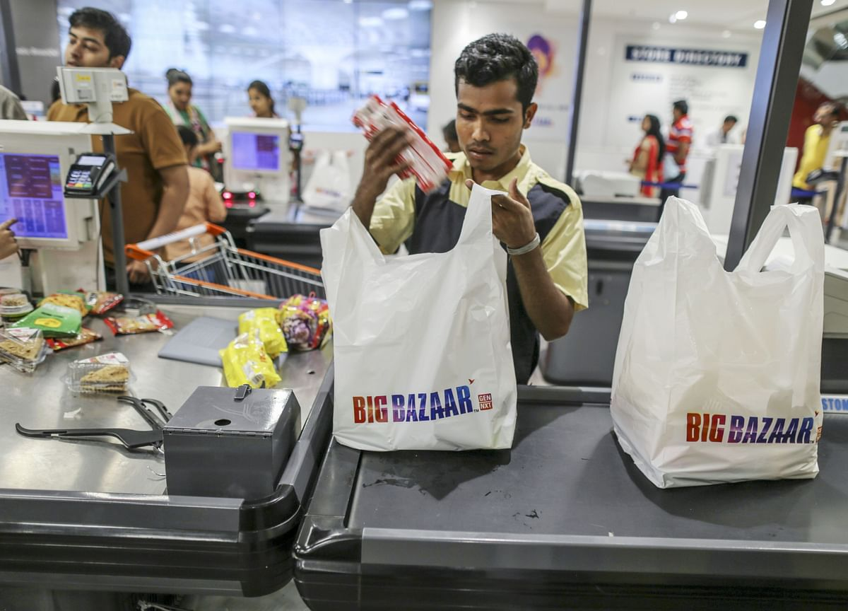 When Did You Become 'Bhishma Pitamaha'? Future Retail Asks Amazon
